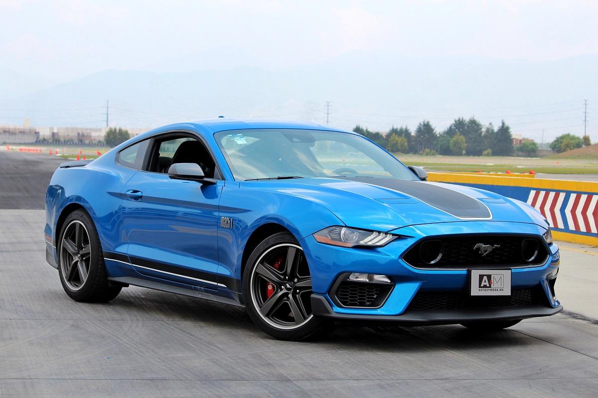 Ford Mustang Mach 1, la leyenda está de vuelta