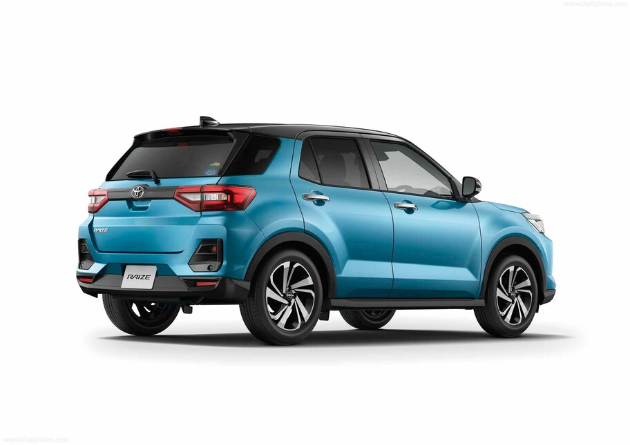 Toyota Raize, el SUV subcompacto que podría ser un éxito en ventas en México