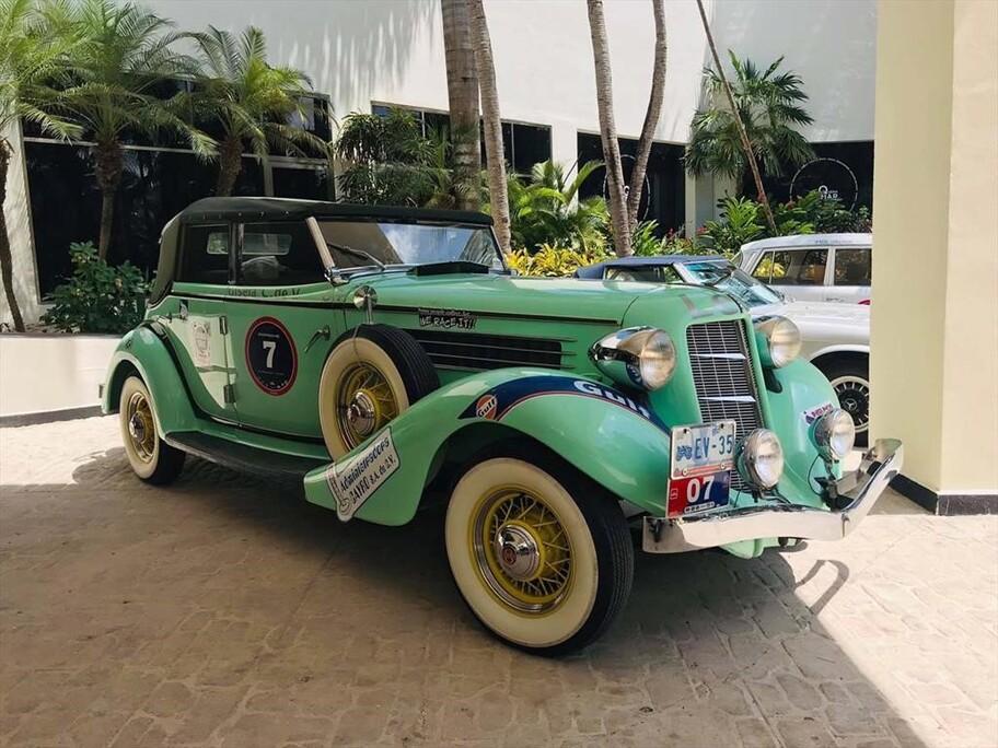 A punto de arrancar la 7ª Edición del Rally Maya, en la península de Yucatán