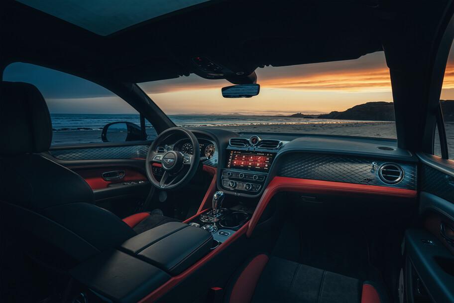 Bentley Bentayga S: la versión V8 solo que con más deportividad