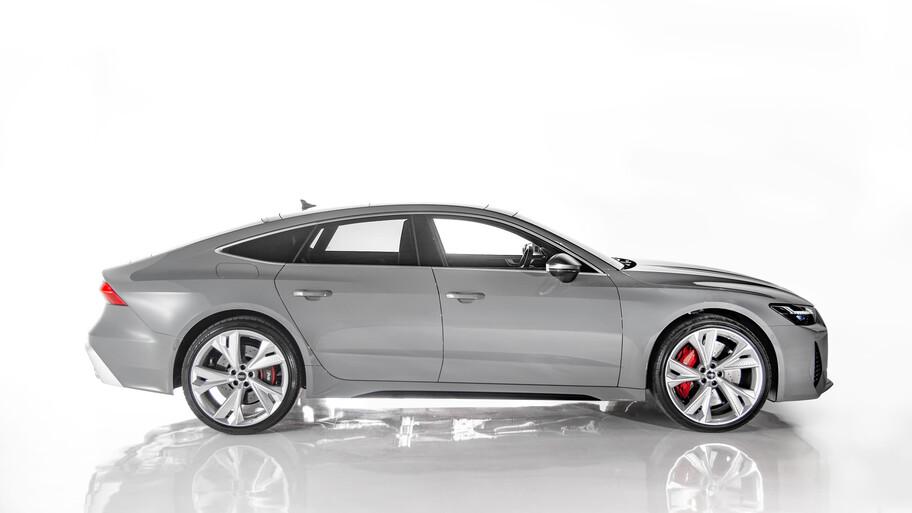 Audi RS 7 Sportback 2021 a prueba, un misil teledirigido con poder nuclear bajo el cofre