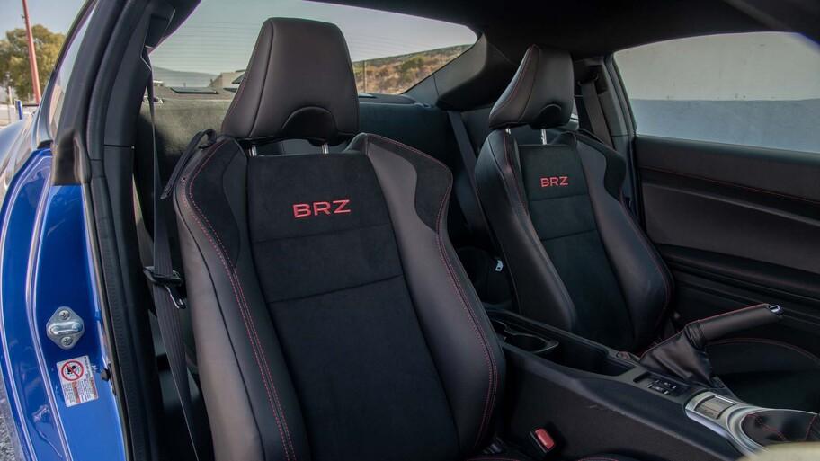 Subaru BRZ 2021 a prueba, un coupé a la vieja escuela que se disfruta manejar