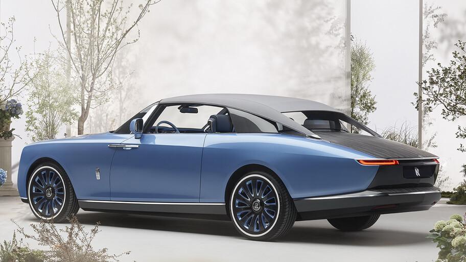 Rolls-Royce Boat Tail, el verdadero ejemplo de un auto personalizado.