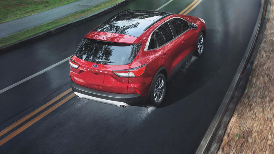 Ford Escape 2021 llega a México, ahora únicamente con mecánica híbrida