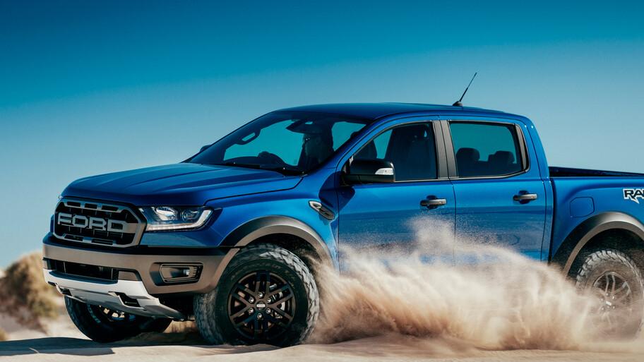 Ford Ranger Raptor 2021 llega a México, la variante más rabiosa de esta pickup ya está disponible