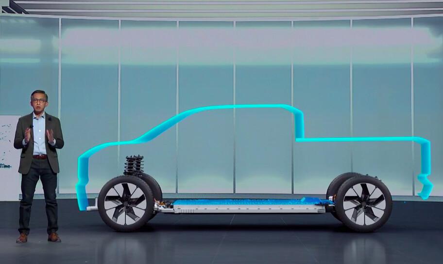 Ford Ranger eléctrica, ¿Podría llegar?