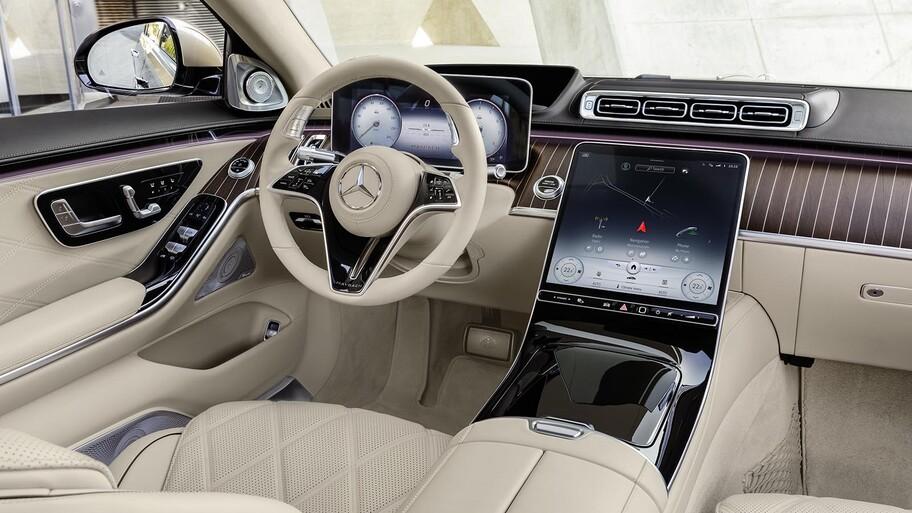 Mercedes-Maybach S680, el último de su especie