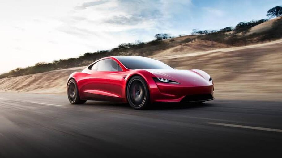 Tesla Roadster SpaceX acelerará de 0 a 100 km/h en solo 1.2 segundos