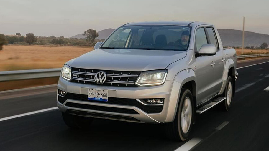 Volkswagen Vehículos Comerciales llama a revisión modelos Amarok 2018 y 2019