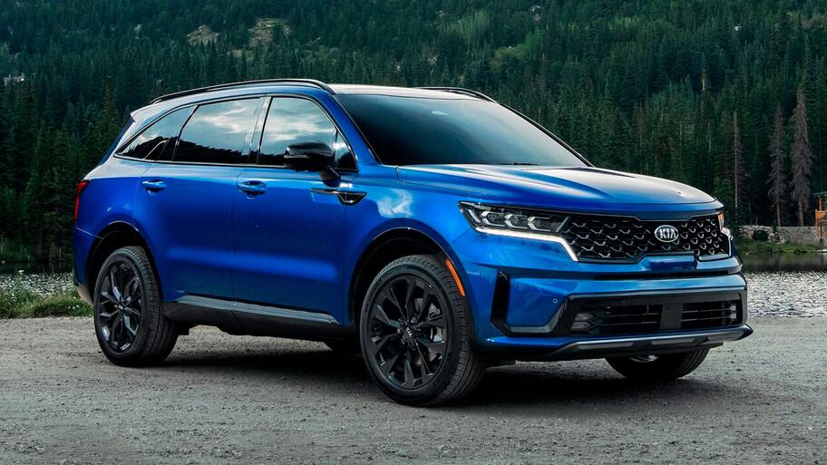 ¿KIA lanzará una Sorento pickup basado en la Hyundai Santa Cruz?