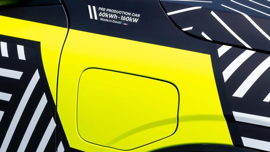 Renault Megane E-Tech EV, el nuevo crossover francés estrenará arquitectura eléctrica