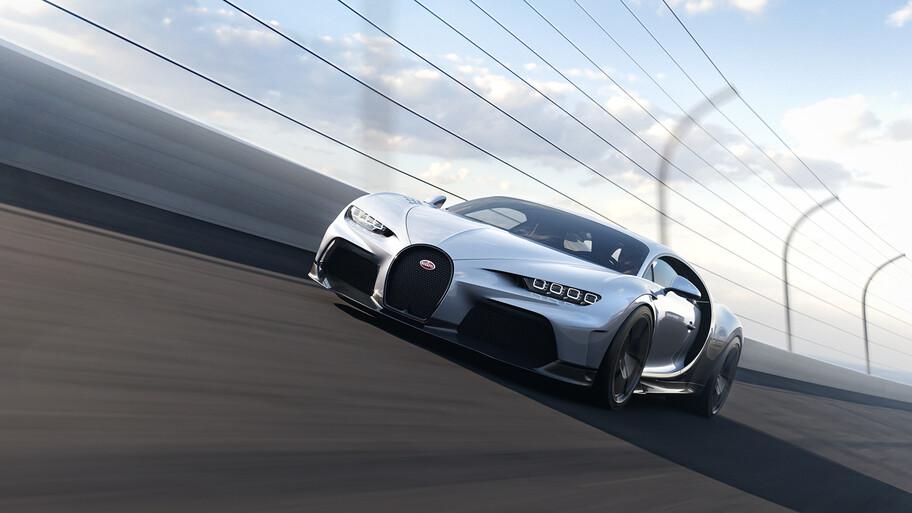 Bugatti Chiron Super Sport: un super auto de 1,600 hp sin ayuda de la electricidad