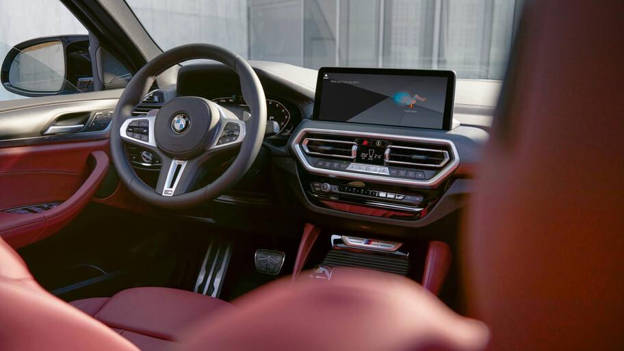 BMW X4 2021 más moderno y mejora en todos los sentidos