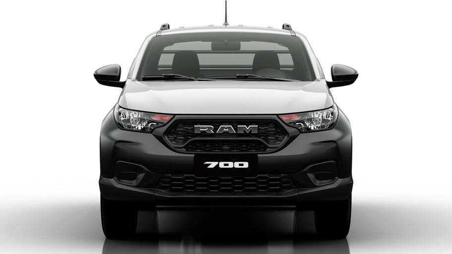RAM 700 SLT Crew Cab 2021, la pickup doble cabina más barata en México