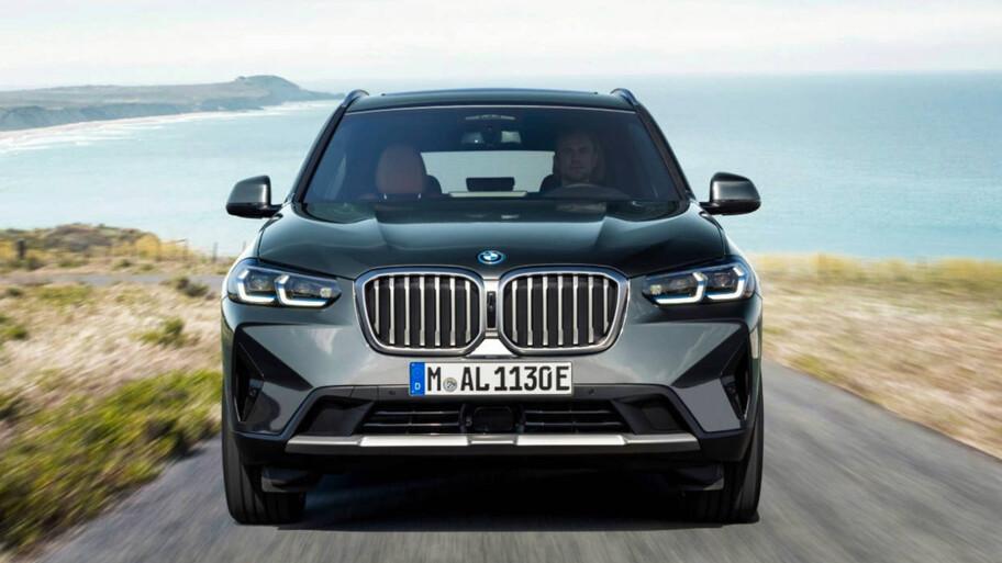 BMW X3 2021: Presenta rediseño y nuevos motores