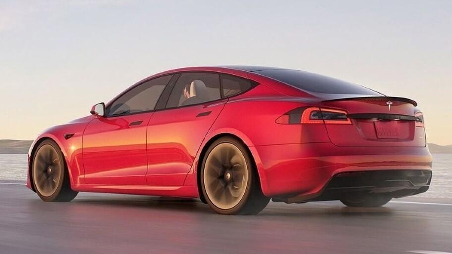 Tesla Model S Plaid acelera de 0 a 100 km por hora en 2.1 segundos