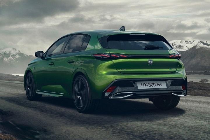 Peugeot 308 2021-2022