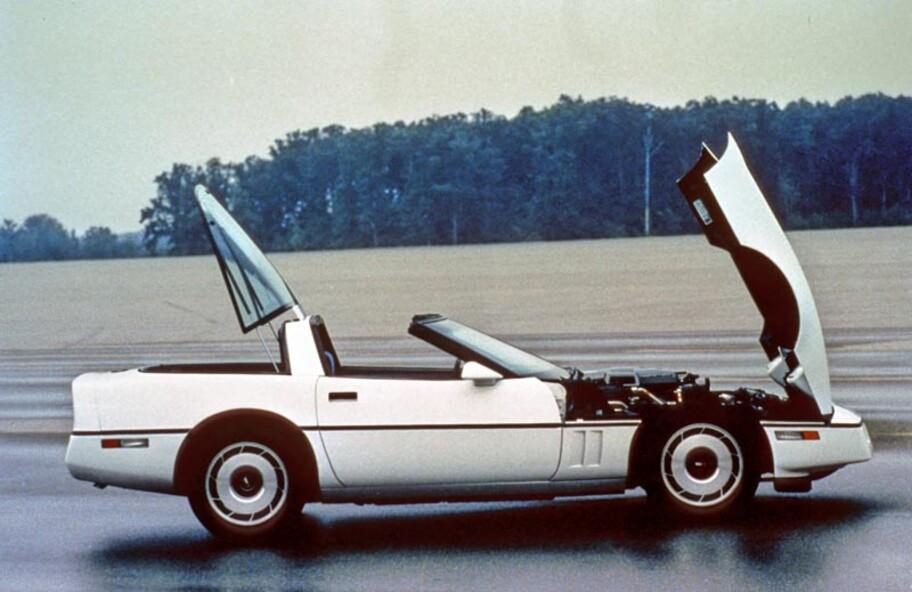 El Chevrolet Corvette cumple 30 años en México -de forma oficial-