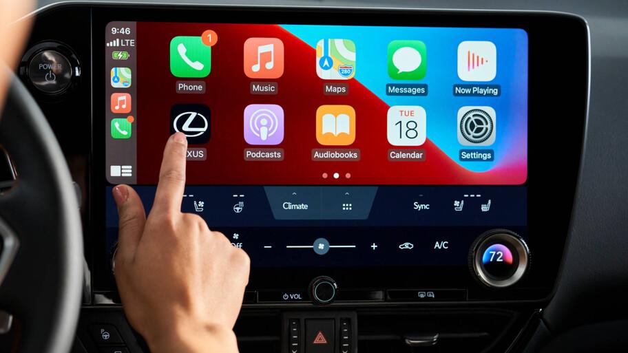 Toyota presenta un nuevo y mejorado sistema de infoentretenimiento