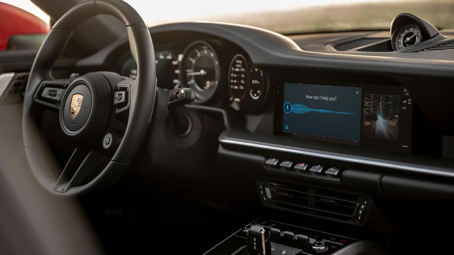 Porsche renueva su sistema de info-entretenimiento, ya tiene Android Auto