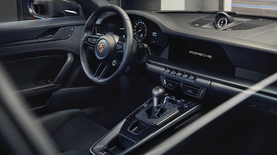 Porsche 911 GT3 Touring (992), lobo con piel de oveja