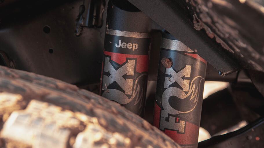 Jeep Gladiator Mojave 2021 a prueba, para rodar rápido en terracería
