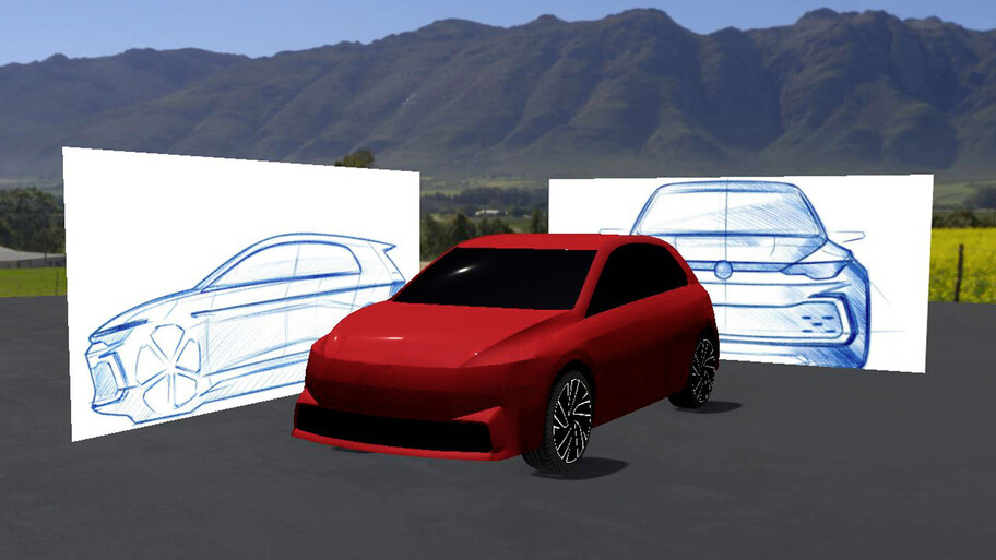 Volkswagen utilizará impresión 3D para fabricar piezas metálicas de sus automóviles