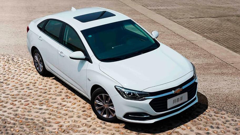 Confirmado, el Chevrolet Monza llegará a México como el nuevo Cavalier Turbo 2022