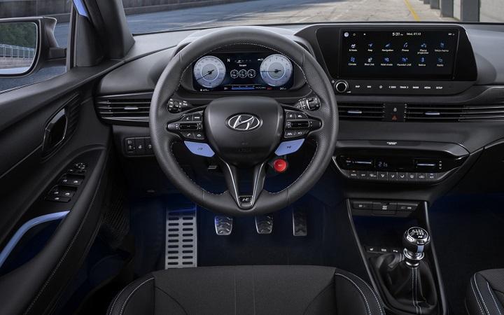 Hyundai i20 N: carne de poligoneros