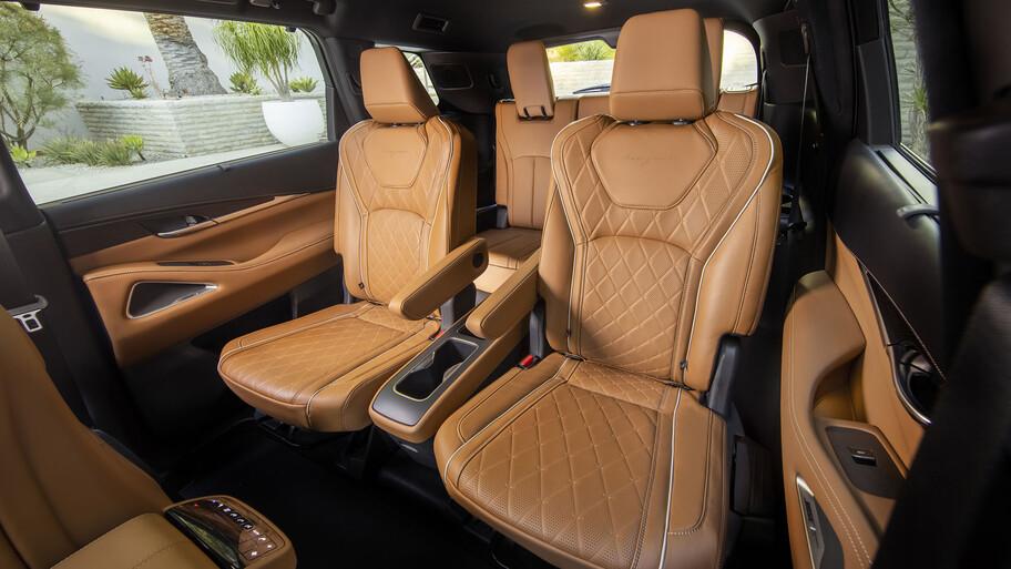 Infiniti QX60 2022, la SUV de lujo de 3 filas de asientos se renueva por completo