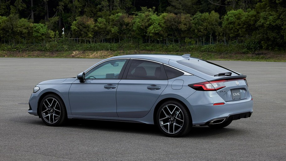 Honda Civic Hatchback 2022, más sobrio y práctico
