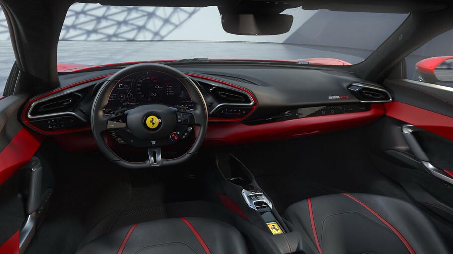 Ferrari 296 GTB, el nuevo Cavallino es un poderoso plug-in hybrid con motor V6