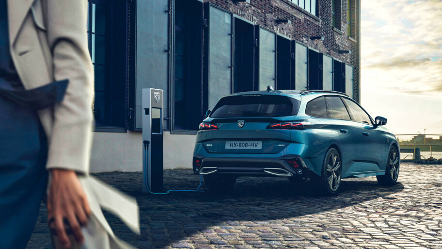 Peugeot devela el nuevo 308 SW