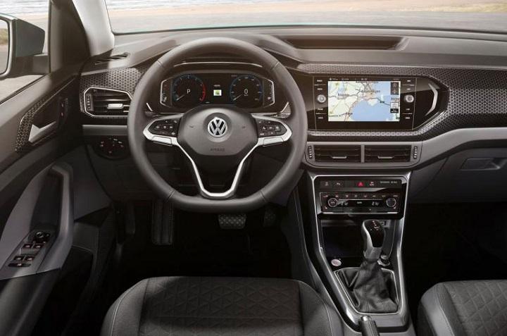 Descubre las características del Volkswagen T-Cross