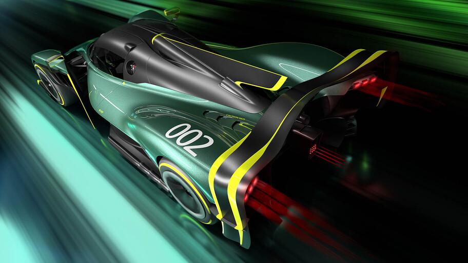 Aston Martin Valkyrie AMR Pro 2022, una guerrera llevada al extremo más radical