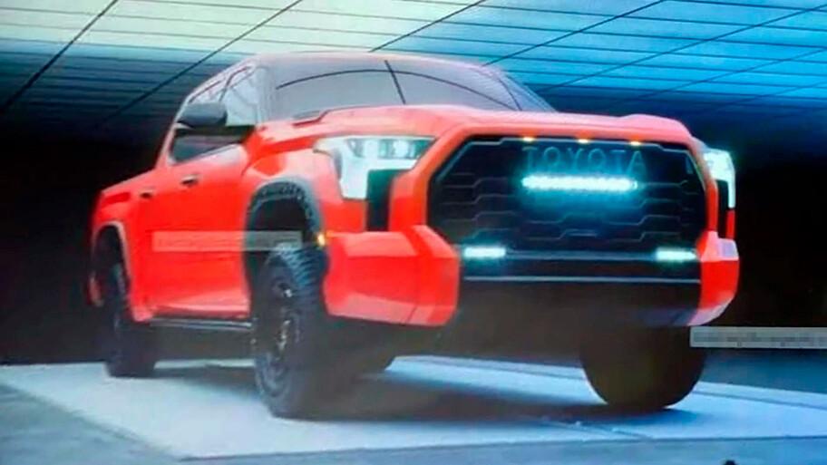 Así es la nueva Toyota Tundra 2022, rival de Ford Lobo, Chevrolet Cheyenne y RAM 1500