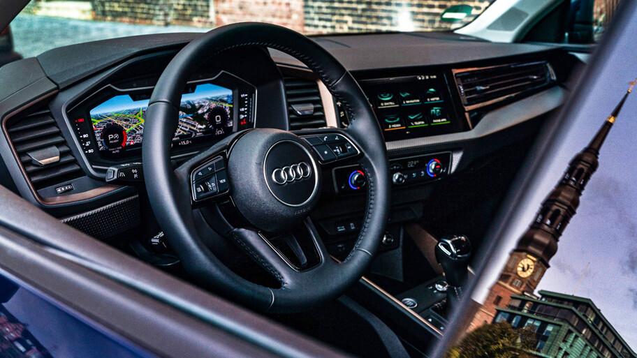 Audi A1 Sportback Competition: deportividad para el más pequeño de la familia