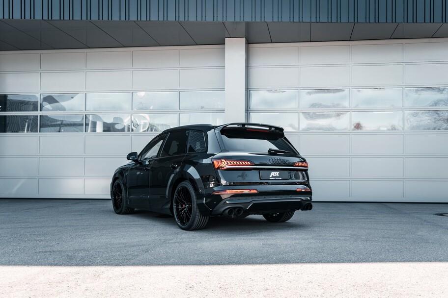 Audi SQ7 por ABT Sportsline: tan poderoso y rápido como el Lamborghini Urus