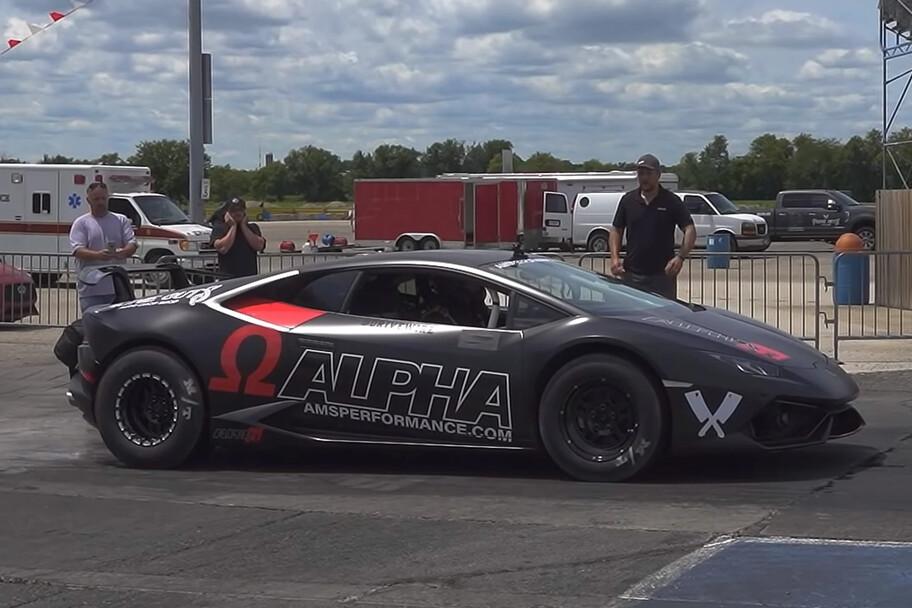 Conoce el Lamborghini Huracan más rápido del mundo