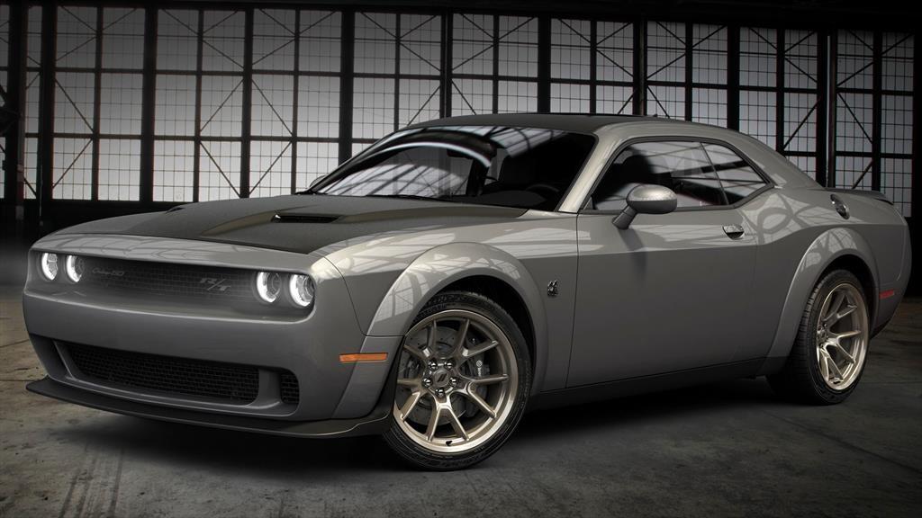 El Dodge Challenger eléctrico buscaría superar al Tesla Model S Plaid
