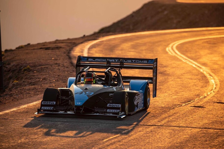 Estos fueron los autos más rápidos de Pikes Peak 2021