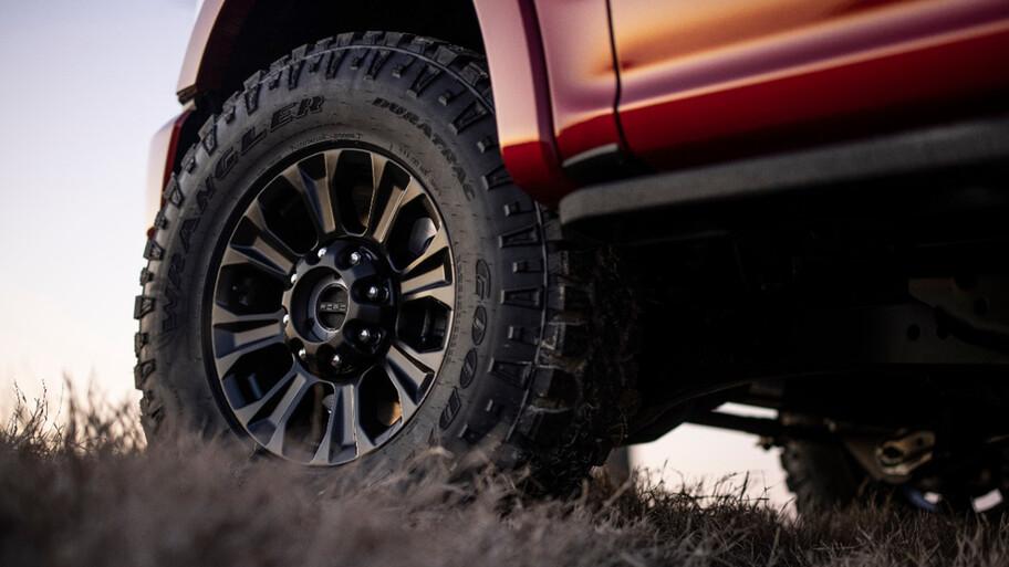 Ford F-Series Super Duty a recall, la razón una falla en el eje delantero