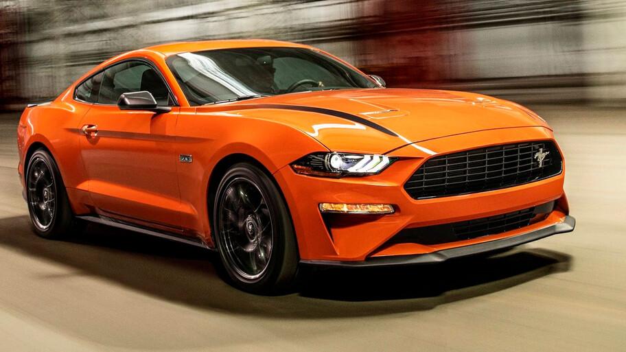 Ford ya fabrica más unidades del Mach-E que del Mustang a gasolina