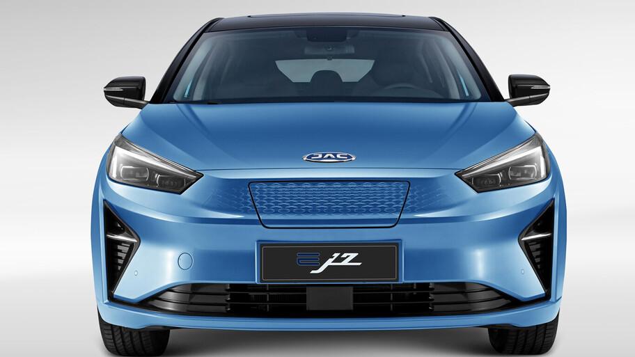 JAC E J7 llegaría a México a finales de 2021