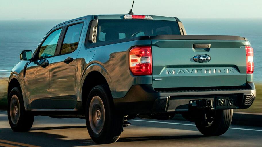 La nueva Ford Maverick 2022 arrancará producción en México en agosto