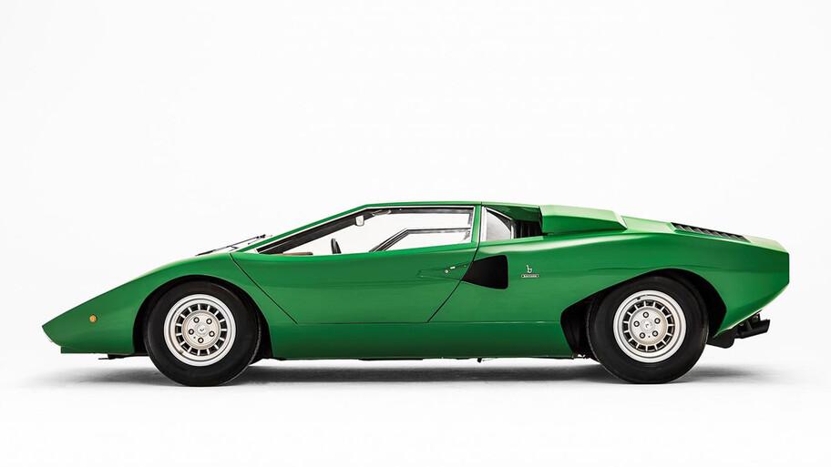 Lamborghini Countach, 50 años marcando tendencia en diseño