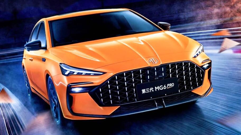 MG 6 PRO 2022, la deportividad regresa a Morris Garages ¡esto es lo que necesitamos en México!