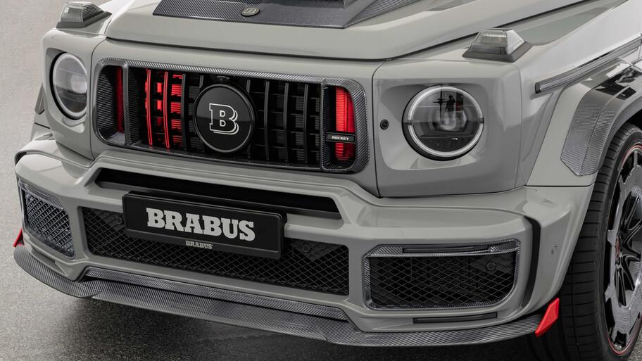 Mercedes AMG G-Class Rocket 900 by Brabus, nunca será suficiente para el preparador alemán