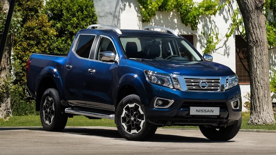 Nissan dejará de vender la Frontier en Europa