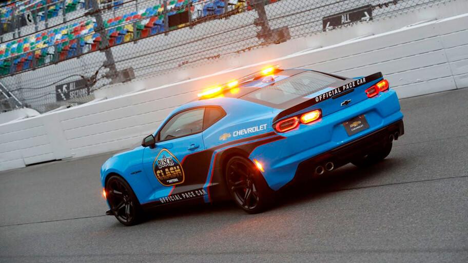 Nuevo Chevrolet Camaro 2022, esta es la primera imagen del renovado deportivo americano